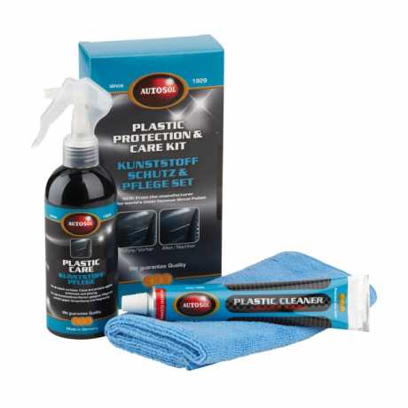 Autosol Autosol Plastic Protection & Care Kit  - 598071