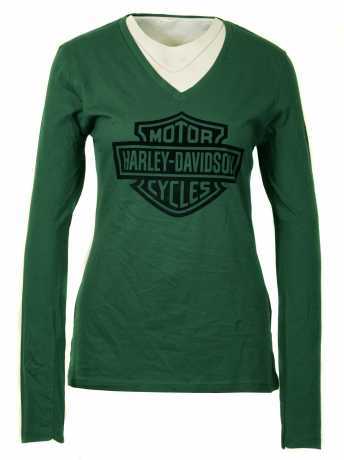 H-D Motorclothes Harley-Davidson women´s Longsleeve Love The Roar  - 5A10-HHYQ