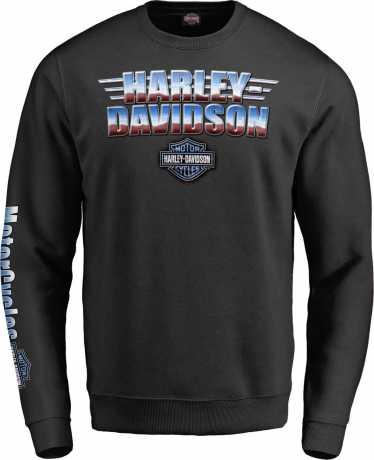 H-D Motorclothes Harley-Davidson Longsleeve Endless Road  - 5AC4-HHI8