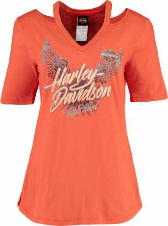 H-D Motorclothes Harley-Davidson women´s T-Shirt Legendary Flight  - 5AJ8-HHLP