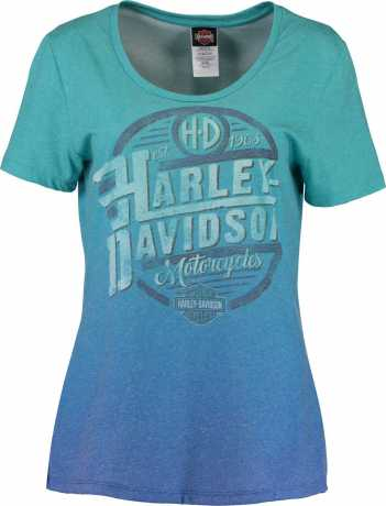 H-D Motorclothes Harley-Davidson Damen T-Shirt Road Friction  - 5AJ9-HHJ4