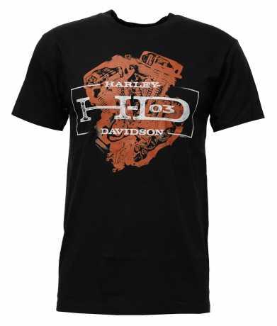 H-D Motorclothes Harley-Davidson T-Shirt King of Motorsports black  - 5AM2-HHUV