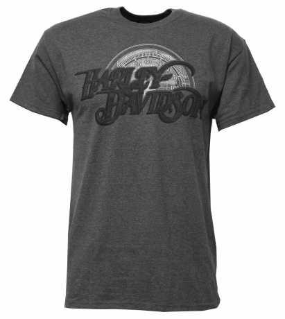 H-D Motorclothes Harley-Davidson T-Shirt Easy Wheeling grey  - 5AM2-HHV5