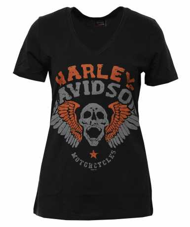 Harley-Davidson women´s T-Shirt Beyond Belief black