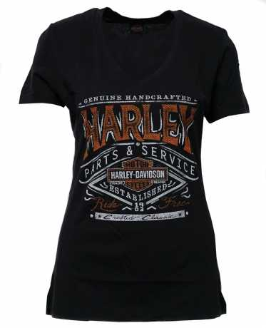Harley-Davidson women´s T-Shirt Endurance Run black