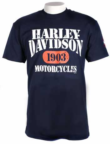H-D Motorclothes Harley-Davidson T-Shirt Fool for the City  - 5AS7-HHNV