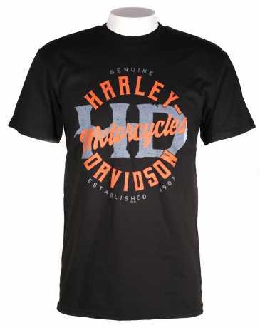 H-D Motorclothes Harley-Davidson T-Shirt Gravel Reaction  - 5L33-HHP5