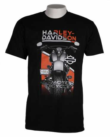 H-D Motorclothes Harley-Davidson T-Shirt Two Wheels Forever  - 5L33-HHPG
