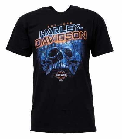 H-D Motorclothes Harley-Davidson T-Shirt Powering Through schwarz  - 5L33-HHTL