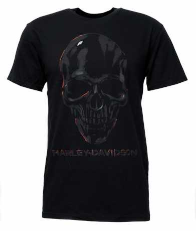 Harley-Davidson T-Shirt Skulls Honor black