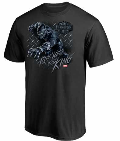 H-D Motorclothes H-D Marvel T-Shirt Ride Like Royalty  - 5L33-HMA2