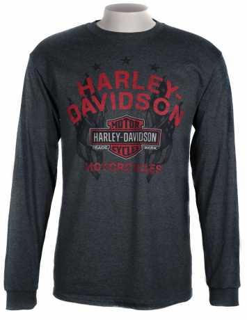 H-D Motorclothes Harley-Davidson Longsleeve Pavement Oleander  - 5L36-HK4H