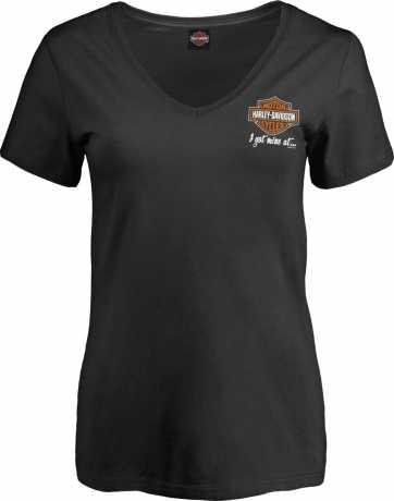 H-D Motorclothes Harley-Davidson women´s T-Shirt Bike Detour  - 5M94-HG4J