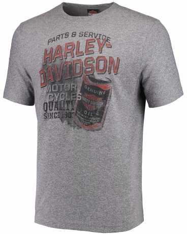 H-D Motorclothes Harley-Davidson T-Shirt Service & Parts XXL - 5N0A-HHA4-XXL
