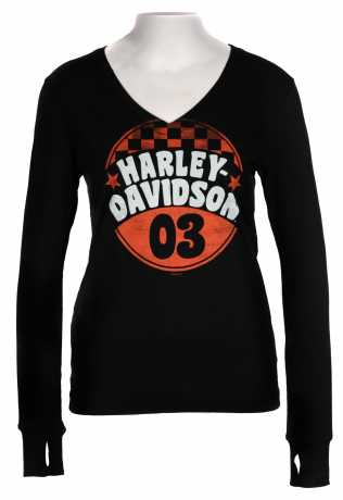 H-D Motorclothes Harley-Davidson women´s Longsleeve Finding my Way  - 5U15-HK4S