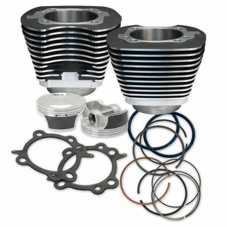 "S&S Cycle S&S 106"" Big Bore Kit black  - 60-1824"