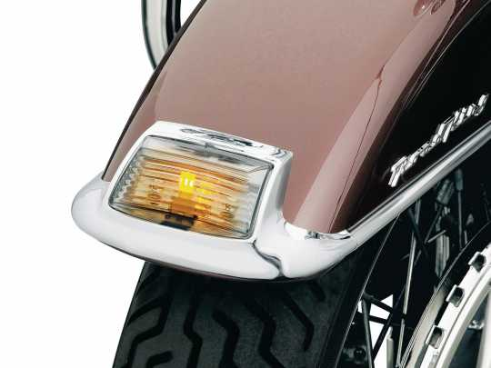 Küryakyn Front Fender Tip Lens Kit LED