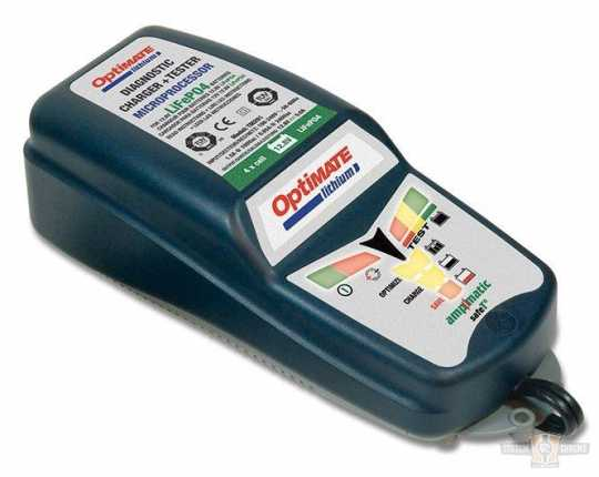 Optimate Optimate Lithium Batterieladegerät 12 V / 0,8 A  - 60-7677