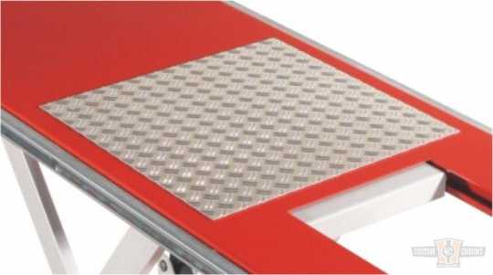 Econ Econ EH 600 Aluminum Riffelblech  - 60-7693