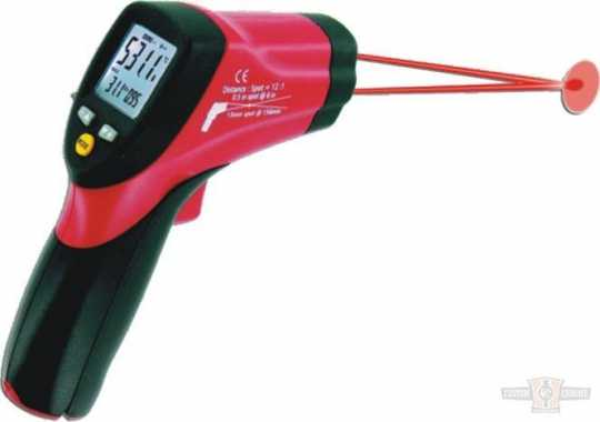 Econ Econ Infrarot Thermometer mit Laser Pointer  - 60-7716
