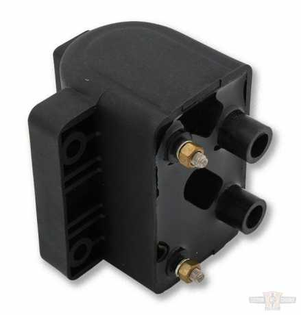 Motor Factory Motor Factory  Ignition Coil, Black Case, 5 ohm  - 60-7813