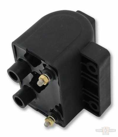 Motor Factory Motor Factory  Ignition Coil, Black Case, 4 ohm  - 60-7814