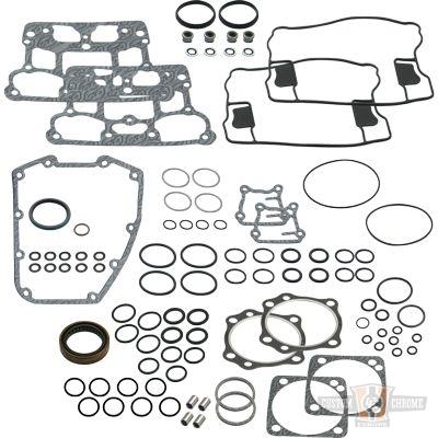 "S&S Cycle S&S Gasket Kit Engine T-Series 4""  - 60-7989"