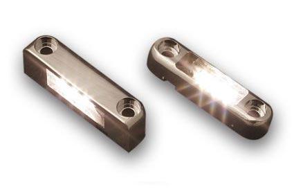 Radiantz Radiantz Top FX Amber Led, chrome Housing  - 60-9672