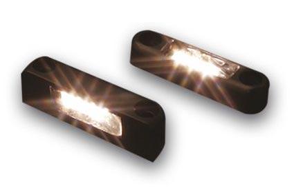 Radiantz Radiantz Side FX Amber Led, blackHousing  - 60-9675