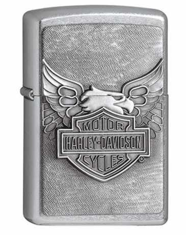 Zippo Zippo Harley-Davidson Lighter Iron Eagle  - 60.001.210