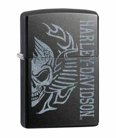 Zippo Zippo Harley-Davidson Lighter Gray Dusk  - 60.002.644