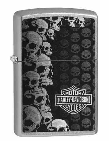 Zippo Zippo Harley-Davidson Skulls II  - 60.003.484