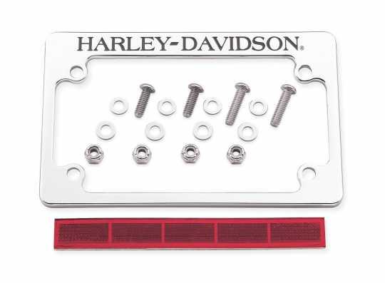 Harley-Davidson Harley-Davidson License Plate Frame  - 60051-01