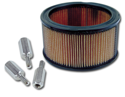 S&S Cycle S&S High Flow Replacement Air Filter  - 60-1799