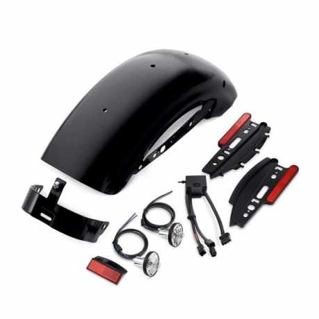 Harley-Davidson Chopped Rear Fender kit - Sportster Models  - 60236-10