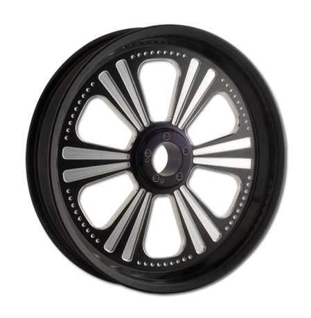 RevTech RevTech Dominator 6 Midnight Custom Wheel black  - 60-2711V