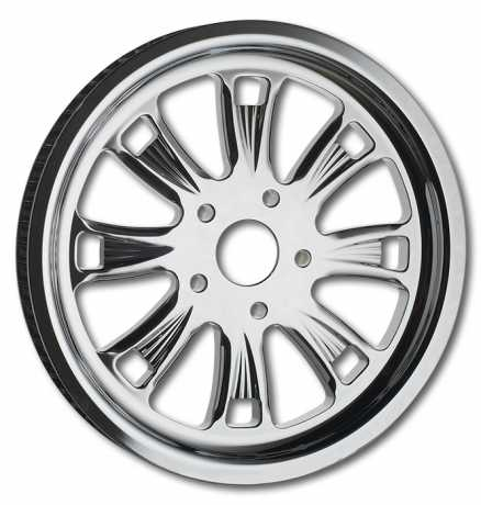 "RevTech RevTech Super Charger Pulley 1"" 66T chrome  - 60-2888"