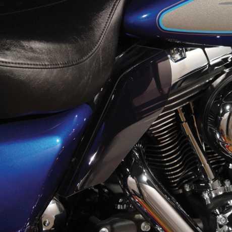 National Cycle National Cycle Engine Heat Deflectors, Dark Tint  - 60-3592