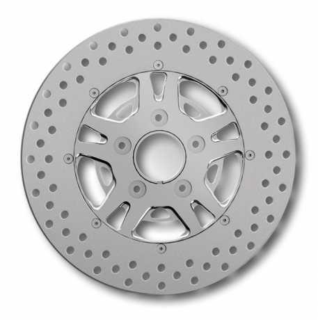 "RevTech RevTech T5 Brake Disc 11.8"" 2PC rear chrome  - 60-3856"