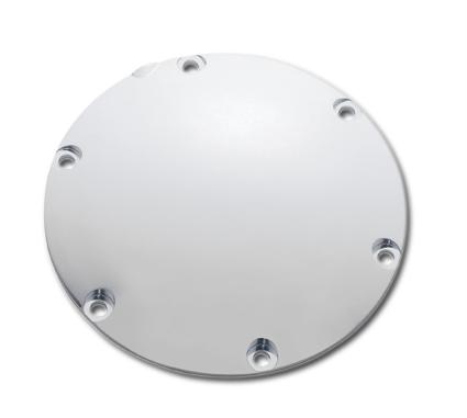 Custom Chrome Derby Deckel chrom  - 60-5606