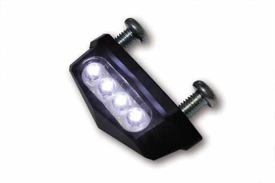 Shin Yo Shin Yo LED license plate light Quadro black  - 60-7055