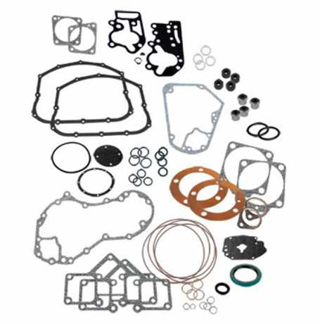 S&S Cycle S&S Gasket Kit Engine KN-Series with Hardware  - 60-7237