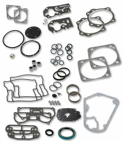 S&S Cycle S&S Gasket Kit Engine V-Series 4-1/8inch  - 60-7238