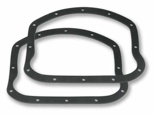 S&S Cycle S&S Gasket, Set, Rocker Cover, Rubber  - 60-7240