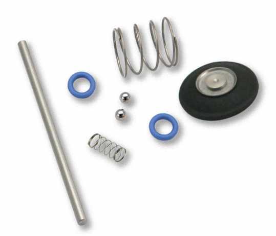 S&S Cycle S&S Rebuild Kit, Carburetor Accelerator Pump  - 60-7824