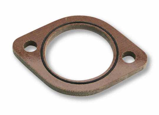 """S&S Cycle S&S Insulator Block Manifold with O-Rings 1/4"""" thick  - 60-7831"""
