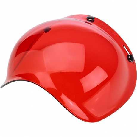 Biltwell Biltwell Bubble Shield Rose Solid - 60-7907