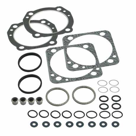 "S&S Cycle S&S Gasket Kit Top End 4"" without Rocker Cover Gasket  - 60-7991"