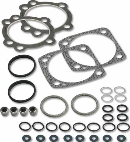 "S&S Cycle S&S Gasket Kit Top End 3-5/8"" without Rocker Cover Gasket  - 60-7992"