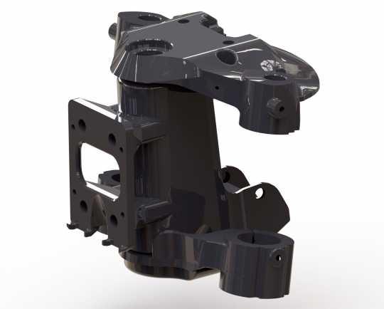 Thunderbike Bolt-On Bagger Rake-Kit Daytona  - 61-77-090
